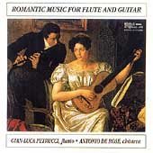 Romantic Music for Flute and Guitar / Petrucci, de Rose