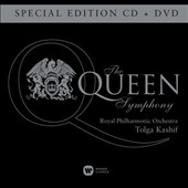 Tolga Kashif/Royal Philharmonic Orchestra: Tolga Kashif: The Queen Symphony [Special Edition] [Digipak]