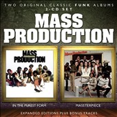 Mass Production: In The Purest Form / Massterpiece [Bonus Tracks]