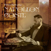 Napoleon Coste (1805-1883): Guitar Music / Flavio Apro, guitar