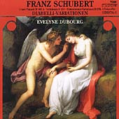 Diabelli-Variationen - Schubert, et al / Evelyne Dubourg