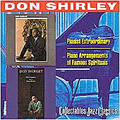 Don Shirley: Pianist Extraordinare/Piano Arrangements of Famous Spirituals