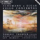 Elgar, Schumann: Cello Concertos / T Thedeen, L Markiz