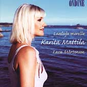Martenson: Songs to The Sea / Karita Mattila, et al