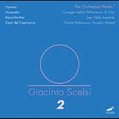 Scelsi: The Orchestral Works 1 / Izquierdo, et al