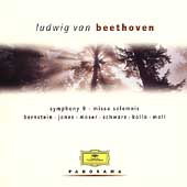 Beethoven: Symphony no 9, etc / Bernstein, Jones, et al