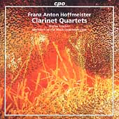 Hoffmeister: Clarinet Quartets / Kl&#246;cker, Vlach Quartet