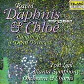 Ravel: Daphnis & Chlo&#233;, Pavane for a Dead Princess / Levi