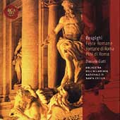 Classic Library - Respighi: Feste Romane, etc / Gatti, et al