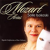 Mozart: Arias / Soile Iskoski, et al