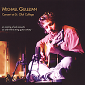 Michael Gulezian: Concert at St. Olaf College *