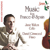 New Horizons - Music from France and Spain / Walton, et al