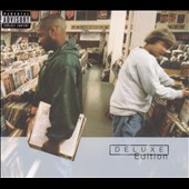 DJ Shadow: Endtroducing... [Deluxe Edition] [PA] [Slipcase]