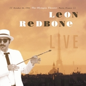 Leon Redbone: Live - December 26, 1992: The Olympia Theater, Paris France *
