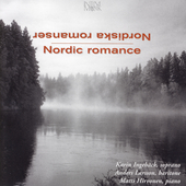Songs by Scandinavian Composers / Ingeback, Larsson