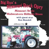 Big Ran Feuers: Missouri Style Midwestern Hillbilly Blues