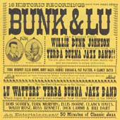 Lu Watters/Bunk Johnson: Bunk & Lu