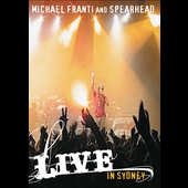 Michael Franti & Spearhead: Live In Sidney (Amaray Case)