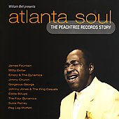 Various Artists: Atlanta Soul: The Peachtree Records Story