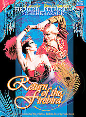Bolshoi Ballet / Return Of The Firebird [DVD]