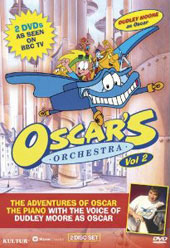Oscar's Orchestra - Vol. 2 - Intro to Classical Music for Children [2 DVD]