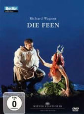 Richard Wagner: Die Feen (The Faries) - Romantic opera in 3 acts in an adaptation for children / Gergely Németi, Daniela Fally, Sorin Coliban, Donna Ellen. Vienna State Opera for Children [DVD]