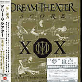 Dream Theater: Score: XOX - 20th Anniversary World Tour Live with the Octavarium Orchestra [Limited]