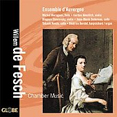 de Fesch: Sonatas for 2 Violins, etc / Ensemble d'Auvergne
