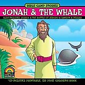 Bible Camp Stories: Jonah & The Whale
