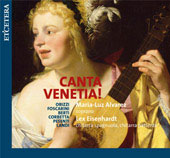 Canta Venetia! / Maria-Luz Alvarez, Lex Eisenhardt