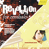 Revolution for Cembalo - Ravel, Delius, et al / Arihashi