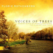 Matthews: Voices of Trees;  Tower, Larsen, Rainier / Florie Rothenberg