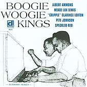 Boogie Woogie Kings/Albert Ammons/Meade