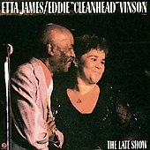 Etta James: he Late Show: Blues in the Night, Vol. 2