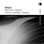 Chopin: Mazurkas; Waltzes; Scherzo; Ballade; Fantasie