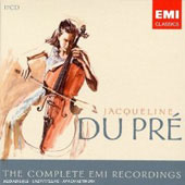 Jacqueline Du Pré: The Complete Recordings [Box Set]
