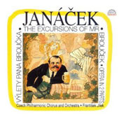 Janácek: The Excursions of Mr. Broucek