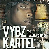Vybz Kartel: The Teacher's Back