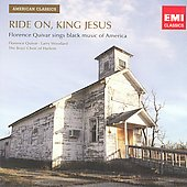 Florence Quivar (Mezzo-soprano Vocals): Ride on, King Jesus *