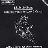 Baroque Music for Lute & Guitar / Jakob Lindberg