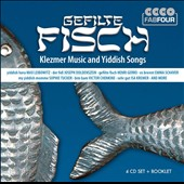 Various Artists: Gefilte Fisch: Klezmer Music and Yiddish Songs