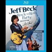 Jeff Beck: Jeff Beck's Rock 'N' Roll Party: Honoring Les Paul [Blu-Ray]