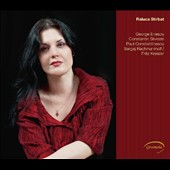 Raluca Stirbat plays Enescu, Silvestri, Constantinescu, Rachmaninoff/Kreisler