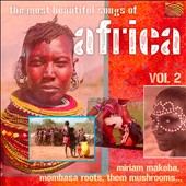 Various Artists: The Most Beautiful Songs of Africa, Vol. 2