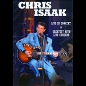 Chris Isaak: Greatest Hits: Live [DVD]