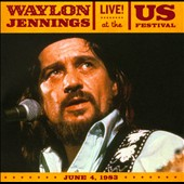 Waylon Jennings: Live! At the US Festival 1983