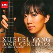 Bach Concertos / Xuefei Yang, Elias String Quartet