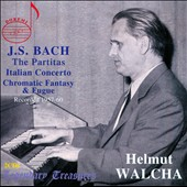 Bach: The Six Partitas / Helmut Walcha