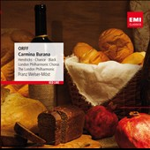 Carl Orff: Carmina Burana / Hendricks, Chance, Black, Welser-Most - London PO