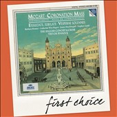 Mozart: Coronation Mass; Exsultate, Jubilate; Vesperae Solennes / Pinnock - English Concert